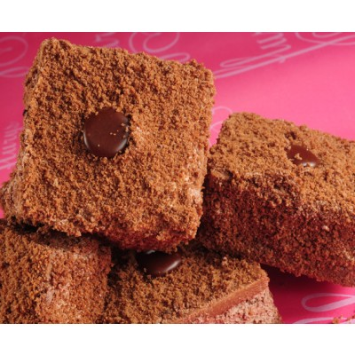 Chocolate Short Bread Pastry