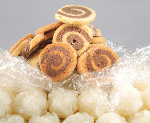 Sablee Spiral Cookies Pouch