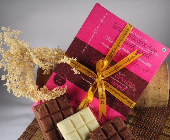 Chocolate Bar Gift Pack