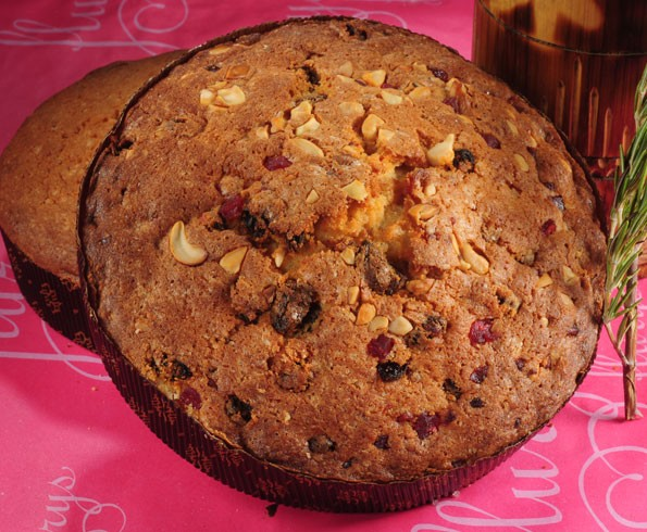 Fruit Cake(Eggless)