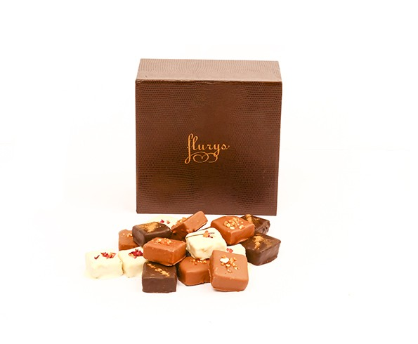 Single Origin chocolate boxes (Cardboard box)