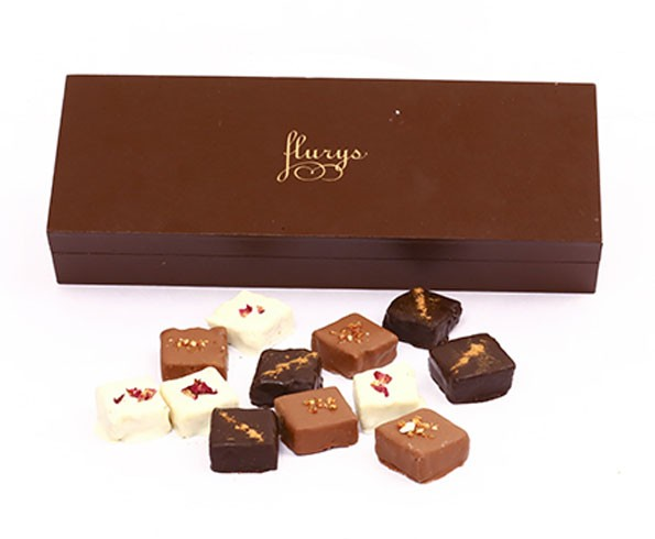 Single Origin Exclusive Chocolates (Wooden Box)