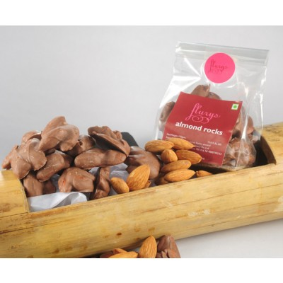 Chocolate Almond Rocks Pouch